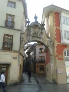 Mondragon's arch